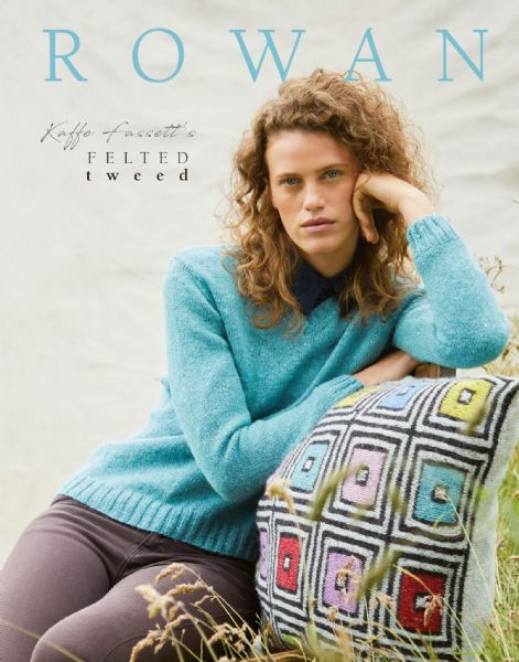 Rowan Kaffe Fassett's Felted Tweed Pattern Book